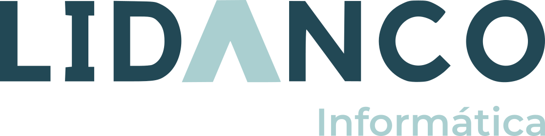 Logotipo Lidanco informática